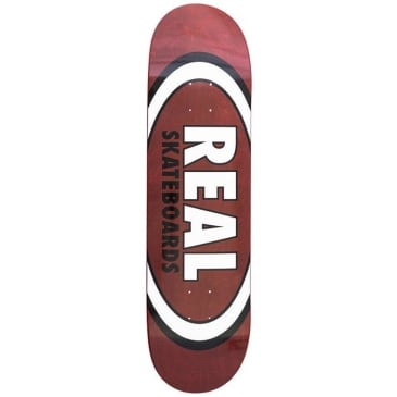 Real Over Spray Oval Deck- 8.38