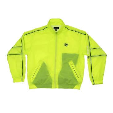 BRONZE SPORTS JACKET - NEON GREEN