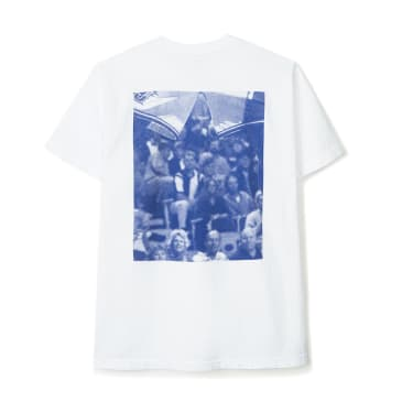 Powers Dunks T-Shirt - White