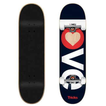 Tricks Skateboards - LOVE Complete YOUTH - 7.25""
