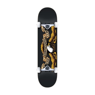 "Anti Hero Skateboards - 8.25"" Team Eagle Complete Skateboard - Black"