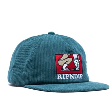 Ripndip - Love is Blind Strapback (Teal)
