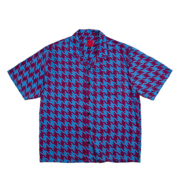 WKND Romeo Shirt - Purple / Blue