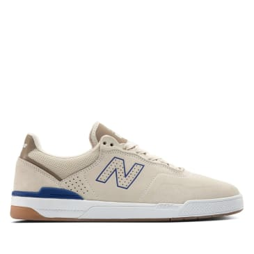 New Balance Numeric 913 Skate Shoe - White / Blue