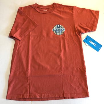 Obey Purveyors Of Disscent Mens Tee
