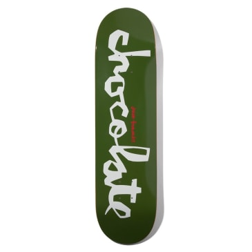 "Chocolate Skateboards - 8.25"" Jesus Fernandez Original Chunk Deck"