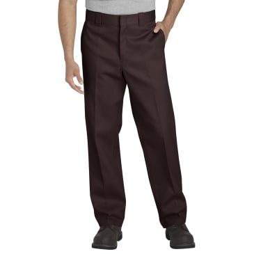 DICKIES 874 Flex Pants Chocolate Brown