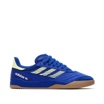 adidas Skateboarding Copa Nationale Shoes - Team Royal Blue / Yellow Tint / FTWR White