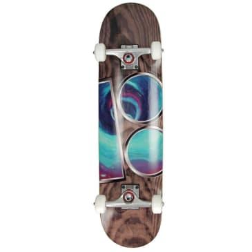 "Plan B Team Shine Complete Skateboard - 8"""