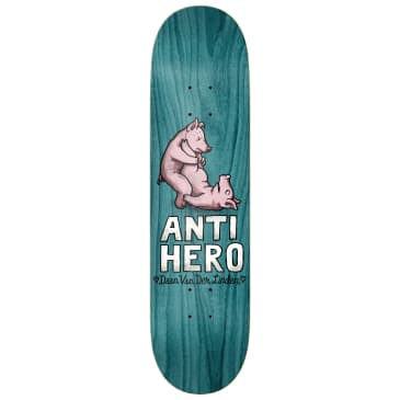 Antihero Daan For Lovers Deck 8.38""