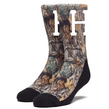 Huf - Digital Real Tree Socks - Woodland