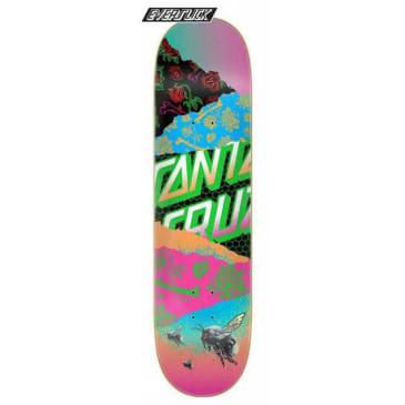 Santa Cruz Everslick Polarized Skateboard Deck - 8.00