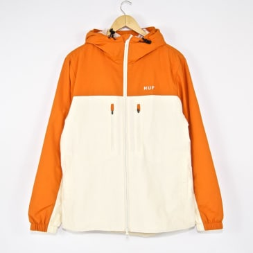 Huf - Standard Shell 3 Jacket - Rust