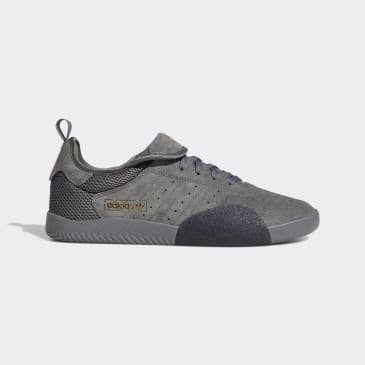 Adidas 3ST.003 Shoes - Grey Four/Carbon/Gold Met