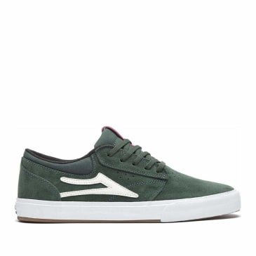 Lakai Griffin VLK Suede Skate Shoes - Pine