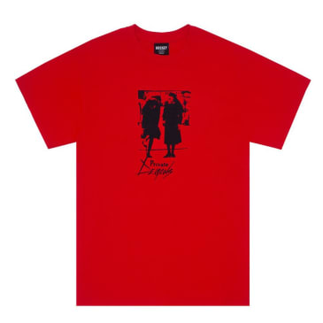 Private Demons Tee - Red