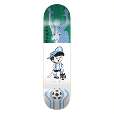 """Cleaver Skateboards - 8.5"""" Diego Bucchieri '78 Deck (Various Colours Available)"""