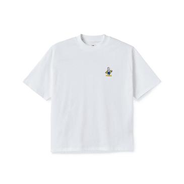 Polar Skate Co Surf T-Shirt - White
