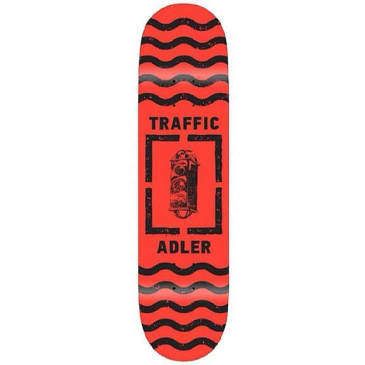 Traffic Road Paint Adler Deck 8.25