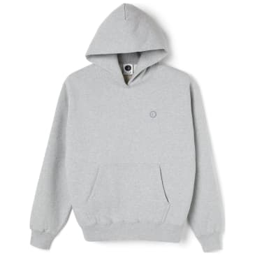 Polar Skate Co Patch Hoodie - Sport Grey