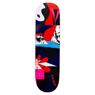 Real Skateboards - Real Chima Clark Series Deck 8.5