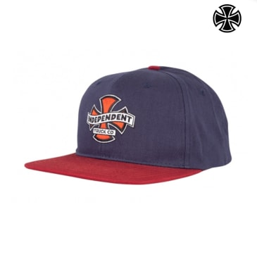 Independent Steamer Snap Back