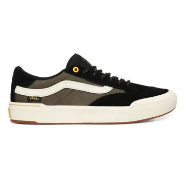Vans Surplus Berle Pro Skate Shoes - Black / Military