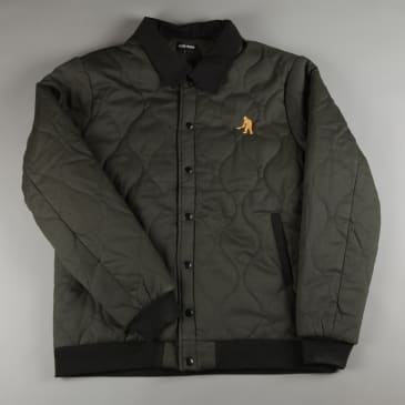 PassPort 'Late Quilted' Jacket (Military Green)