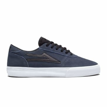 Lakai x Creature Skateboards Manchester Skate Shoe - Midnight Suede
