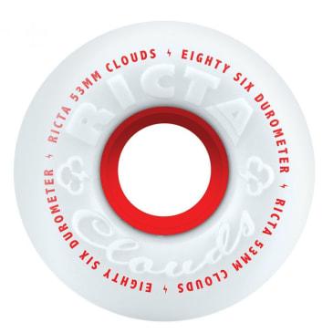 Ricta Clouds 86a Wheels - 53mm