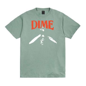 Dime Respect T-Shirt - Atlantic Green