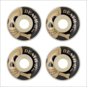 Death Skull Wheels - 52mm