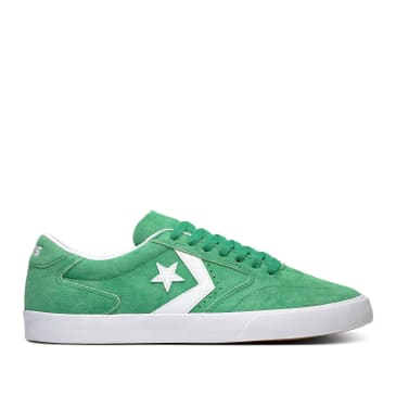 Converse CONS Checkpoint Pro Ox Shoes - Green / White / Gum