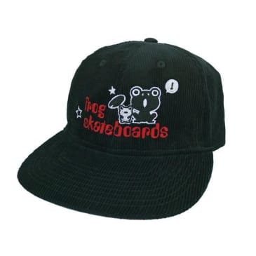 "Frog Skateboards - ""Frog Skateboards"" Hat Black"