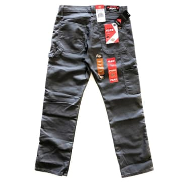 Dickies Flex Carpenter Pants With Tough Max - Steel Grey