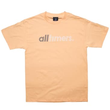 Alltimers Fast T-Shirt - Peach