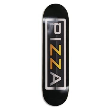 "Pizza Brazzers Skateboard Deck - 8.125"""