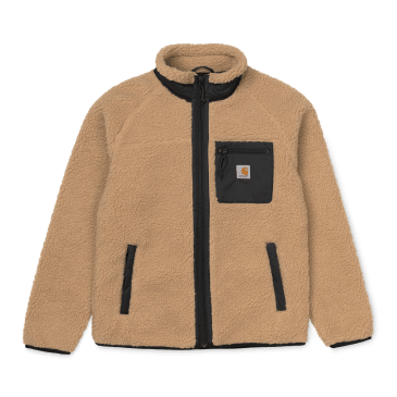 Carhartt WIP Prentis Liner Jacket - Dusty Heather Brown