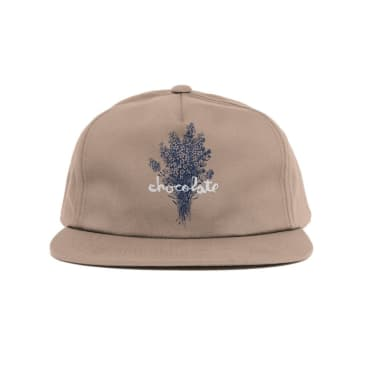 Chocolate Muse 5 Panel Hat Khaki