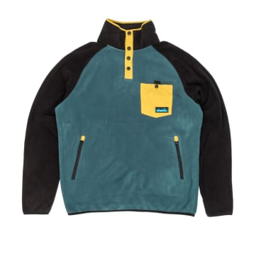 KAVU Teannaway Fleece Crew - West Wood