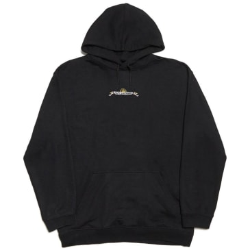 Come To My Church Logo Hoodie - Black