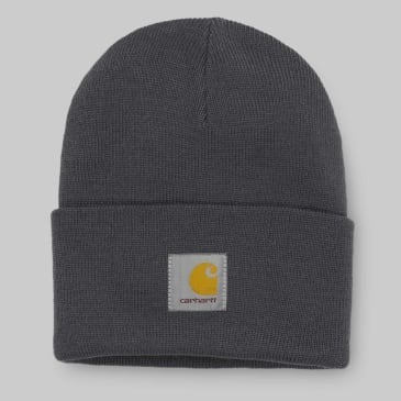 Carhartt WIP - Acrylic Watch Beanie - Blacksmith