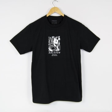 Welcome Skate Store - Distractions T-Shirt - Black