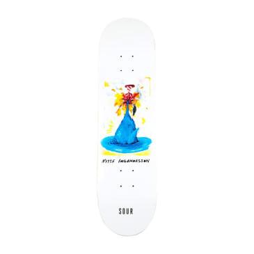 """Sour Nisse Swordfish Skateboard Deck - 8.375"""""""