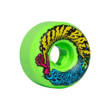 Santa Cruz Slime Balls Mini Vomits Wheels 54mm - Green