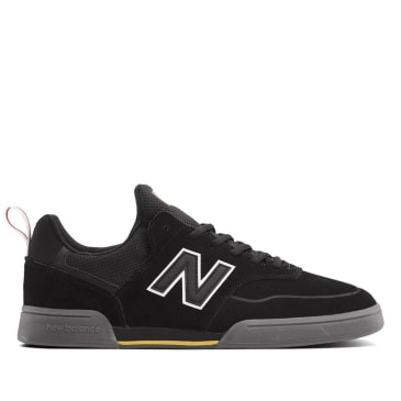 New Balance Numeric 288 Jack Curtin Skateboard Shoe - Black/Grey