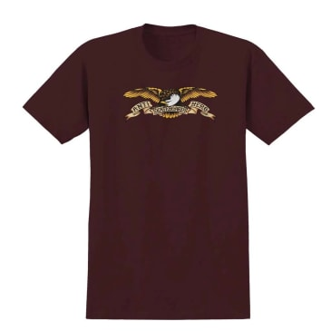 Antihero - Eagle Youth SS Burgundy