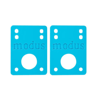 Modus 1/8th Risers - Blue