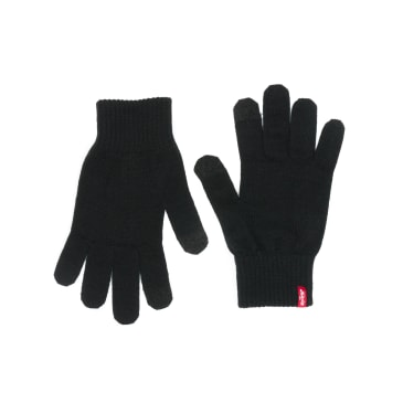Levis Ben Touch Screen Gloves - Black