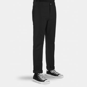 Dickies Slim Fit Pants (Black)